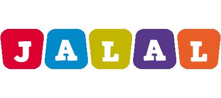 Jalal daycare logo