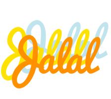 Jalal energy logo