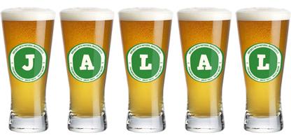 Jalal lager logo