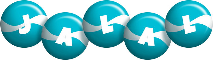 Jalal messi logo
