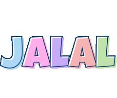 Jalal pastel logo