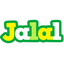 Jalal soccer logo