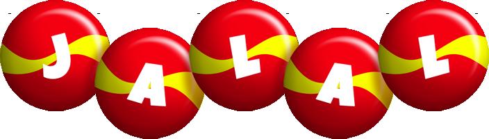 Jalal spain logo