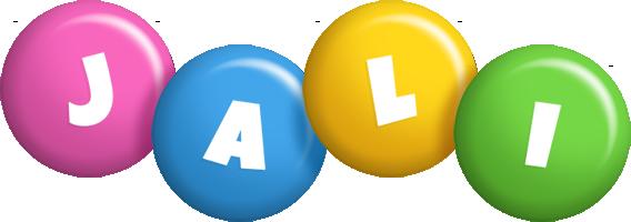 Jali candy logo