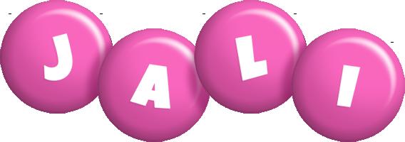 Jali candy-pink logo