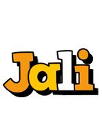 Jali cartoon logo