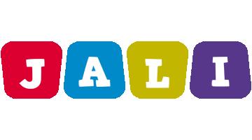 Jali daycare logo