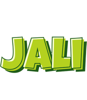 Jali summer logo
