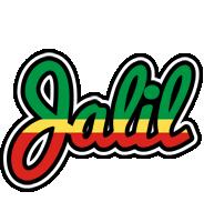 Jalil african logo