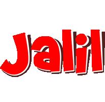 Jalil basket logo