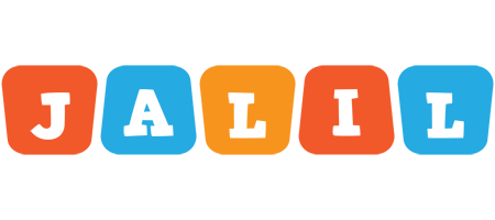 Jalil comics logo