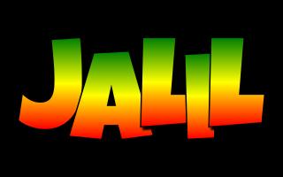 Jalil mango logo