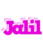 Jalil rumba logo