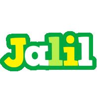 Jalil soccer logo