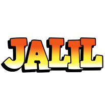Jalil sunset logo