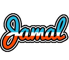 Jamal america logo