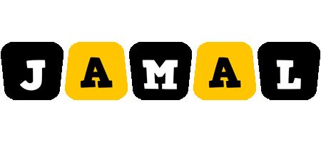 Jamal boots logo
