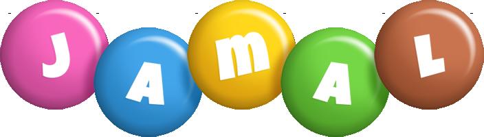 Jamal candy logo