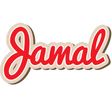 Jamal chocolate logo