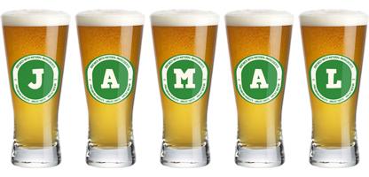 Jamal lager logo