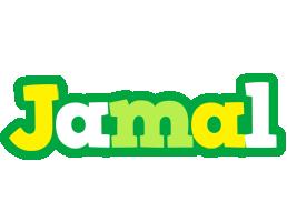 Jamal soccer logo