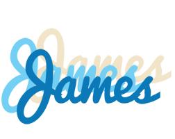 James breeze logo