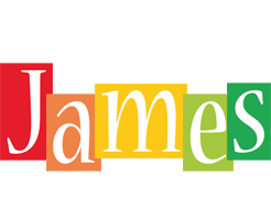 James colors logo
