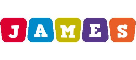 James daycare logo