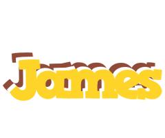 James hotcup logo