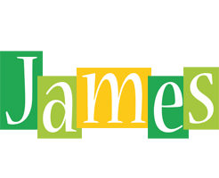 James lemonade logo