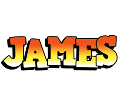 James sunset logo