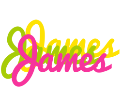 James sweets logo