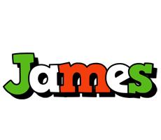 James venezia logo