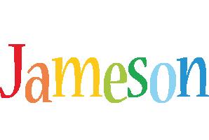 Jameson birthday logo