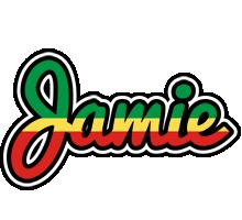 Jamie african logo