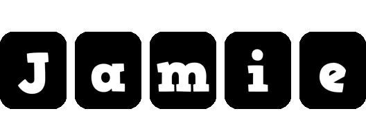 Jamie box logo