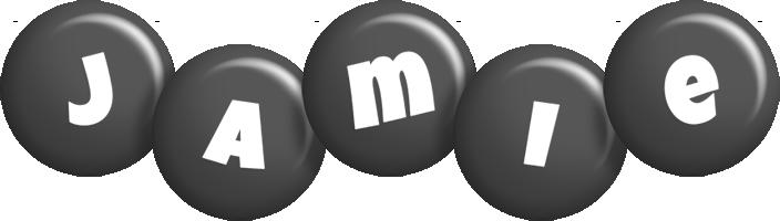 Jamie candy-black logo