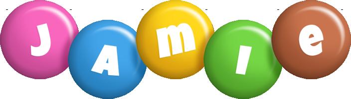 Jamie candy logo