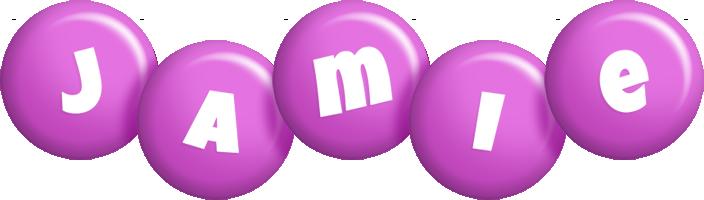 Jamie candy-purple logo