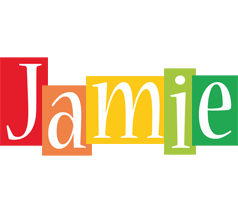 Jamie colors logo