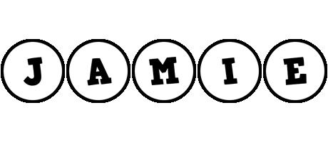Jamie handy logo