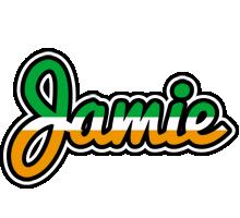 Jamie ireland logo