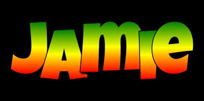 Jamie mango logo