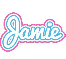 Jamie outdoors logo