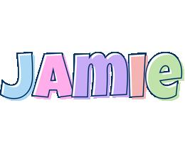 Jamie pastel logo