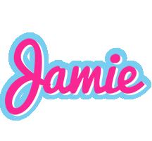 Jamie popstar logo