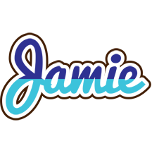 Jamie raining logo