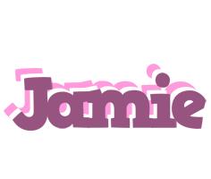 Jamie relaxing logo