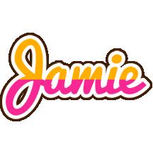 Jamie smoothie logo