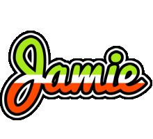 Jamie superfun logo